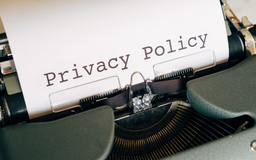 what's in a privacy policy?